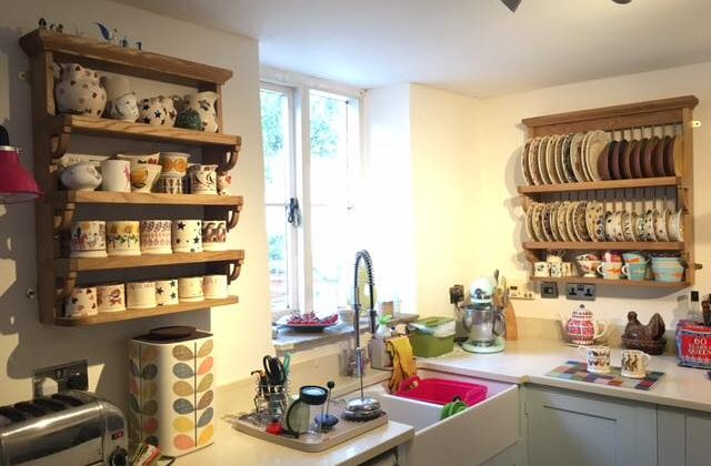 We love our Cheltenham plate rack